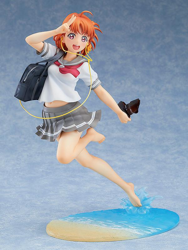 Love Live! Sunshine!! - Chika Takami Blu-ray Jacket Ver. 1/8 Complete Figure(Pre-order)
