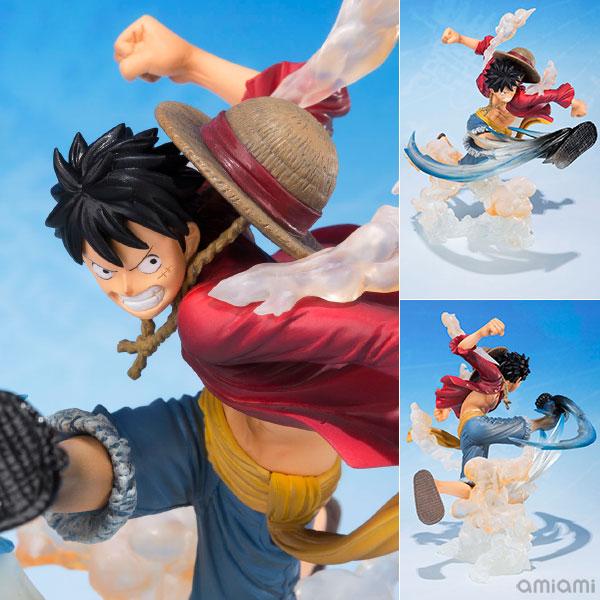 "Figuarts ZERO - Monkey D. Luffy -Gomugomu no Takamuchi- ""ONE PIECE""(Pre-order)"