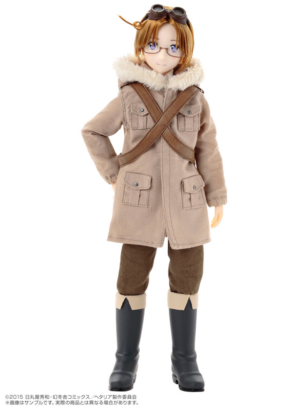 """Asterisk Collection Series No.015 """"Hetalia The World Twinkle"""" Canada 1/6 Complete Doll(Pre-order)"""