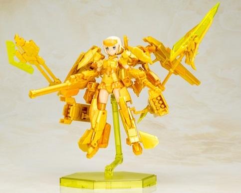 FRAMEARMS GIRL GOURAI-KAI(with FRAMEARMS GIRLs) Final Battle Ver. (Limited Pre-order)
