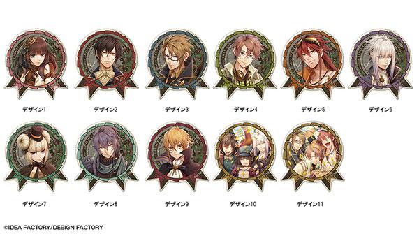 Code: Realize -Sosei no Himegimi- Pukutto Badge Collection 12Pack BOX(Pre-order)