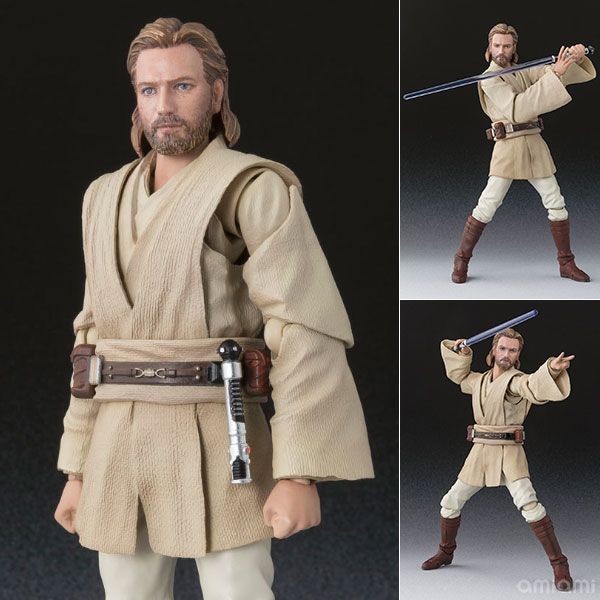 "S.H. Figuarts - Obi-Wan Kenobi (ATTACK OF THE CLONES) ""Star Wars""(Pre-order)"