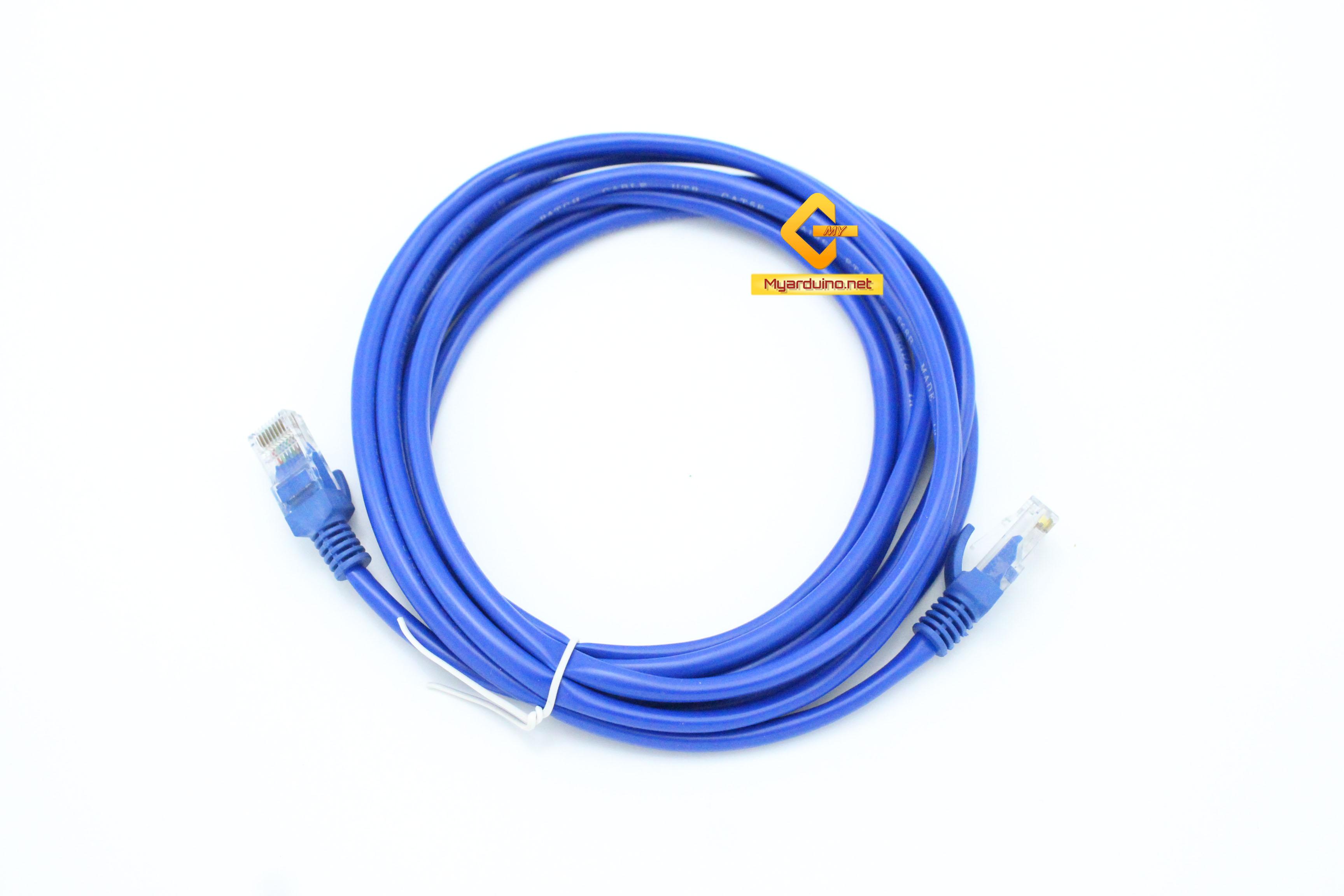 สายแลน lan wire 3m RJ45