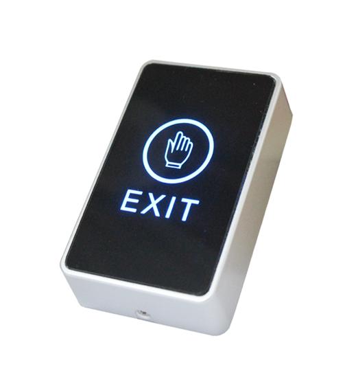 Exit Switch ปุ่มออกประตูคีย์การ์ด แบบสัมผัส 86mm*50mm