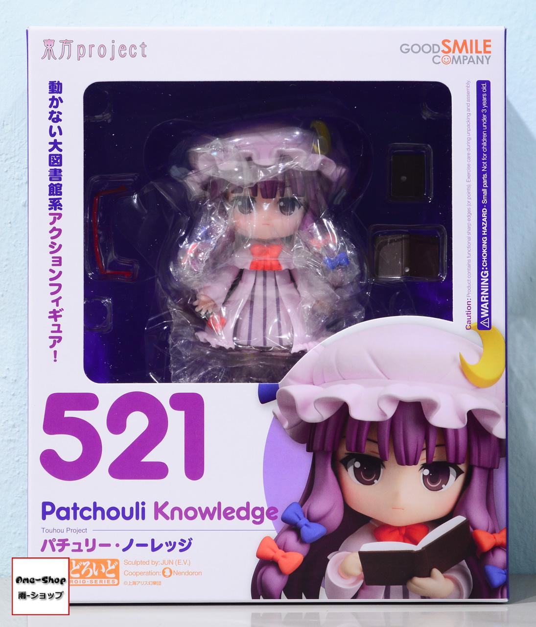 Nendoroid Patchouli Knowledge [Goodsmile Online Shop Exclusive]