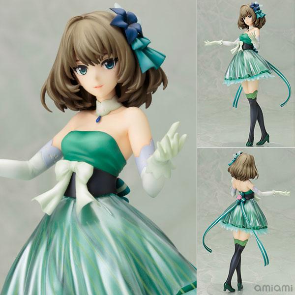 THE IDOLM@STER Cinderella Girls - Kaede Takakagi -Hajimari no Basho- 1/8 Complete Figure(Pre-order)