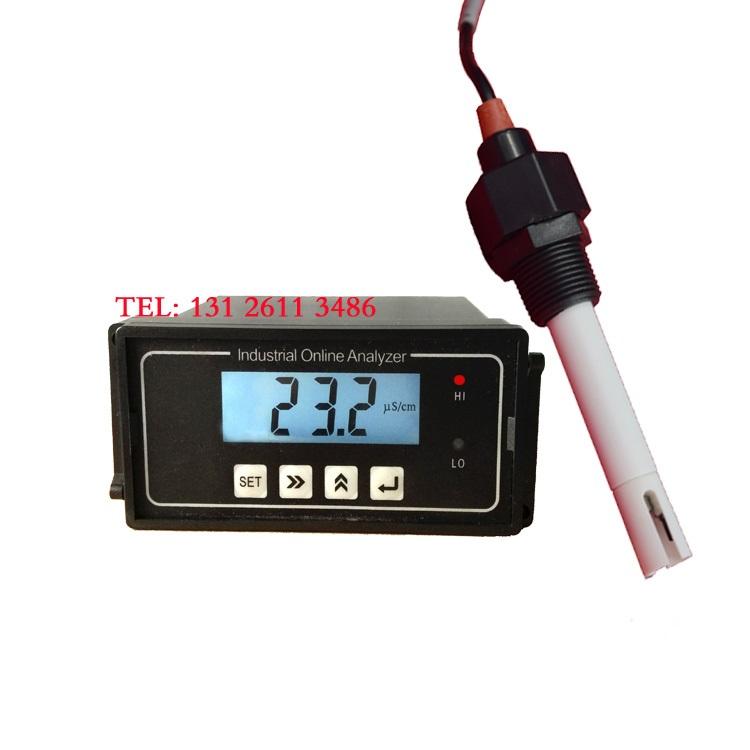 เซ็นเซอร์วัดความขุ่นของน้ำ EC Sensor เชื่อมต่อ Arduino ได้ เอาต์พุต 4-20mA