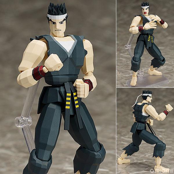 figma - Virtua Fighter: Akira Yuki(Pre-order)