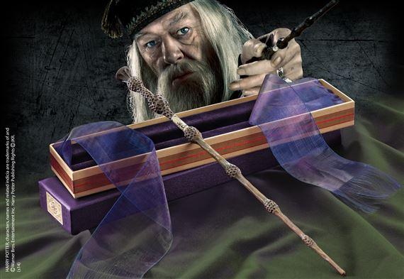 Dumbledore Wand Ollivanders Box