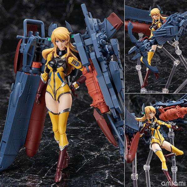 "Armor Girls Project - Yamato Armor x Yuki Mori ""Space Battleship Yamato 2202: Warriors of Love""(Pre-order)"