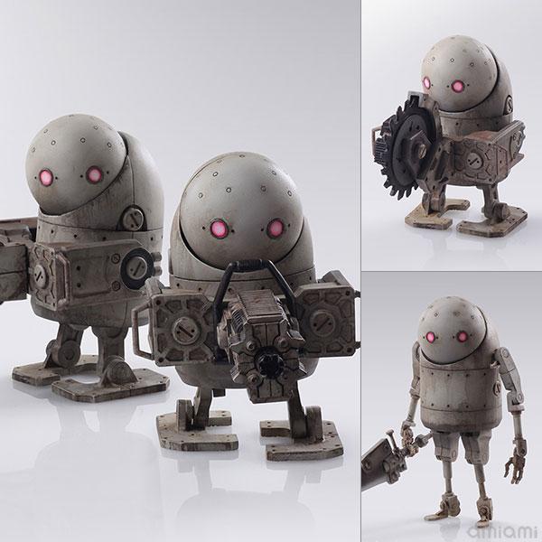 BRING ARTS - NieR:Automata: Machine Set (2Figure Set) Action Figure(Pre-order)