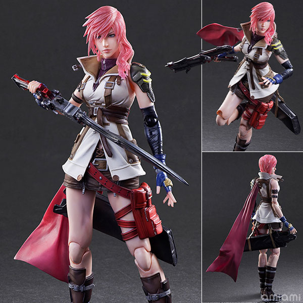 Play Arts Kai - DISSIDIA FINAL FANTASY: Lightning(Pre-order)