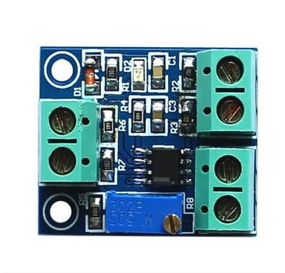 โมดูลแปลงกระแสเป็นโวลต์ 0-20mA to 0-5V current to voltage module