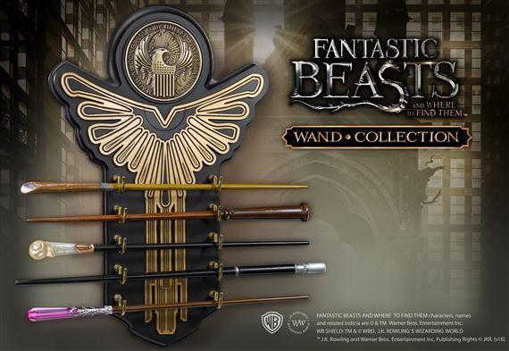 Fantastic Beasts Wand Set
