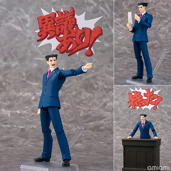 figma - Ace Attorney: Phoenix Wright(Pre-order)