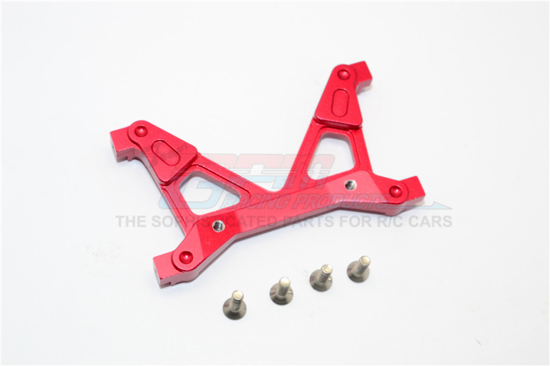 ALUMINIUM REAR CHASSIS STABILIZED MOUNT - 1PC SET