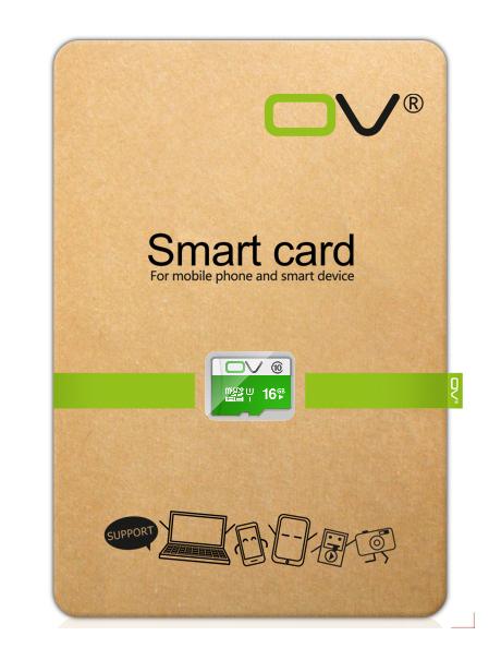 Package Micro SD 16Gb Class10 จาก OV