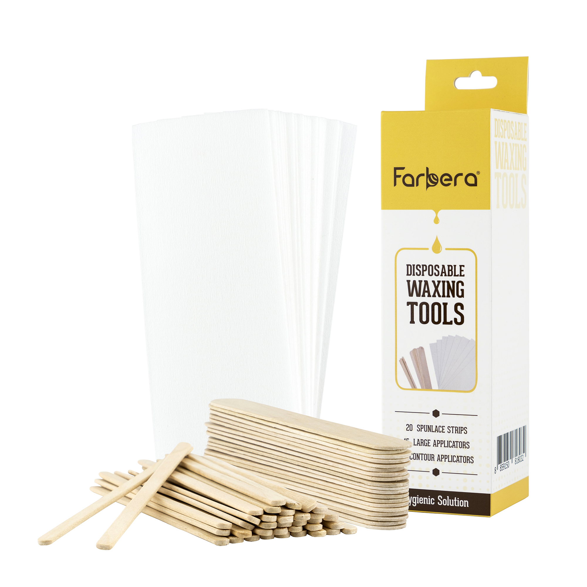 Farbera Disposable Waxing Tools