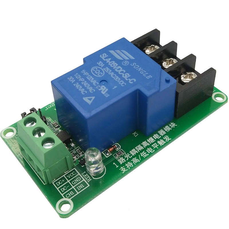Relay Module 12V 30A 1 Channel isolation High And Low Trigger
