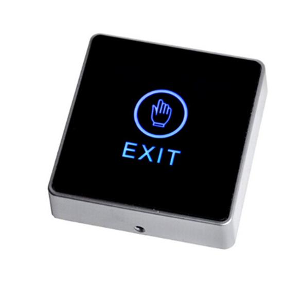 Exit Switch ปุ่มออกประตูคีย์การ์ด แบบสัมผัส 86mm*86mm