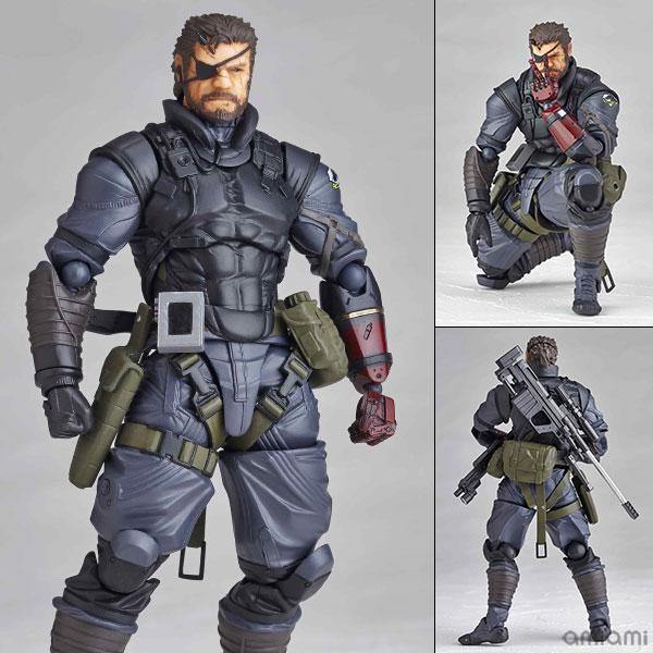 Vulcanlog 004 Venom Snake Sneaking Suit ver.(Pre-order)