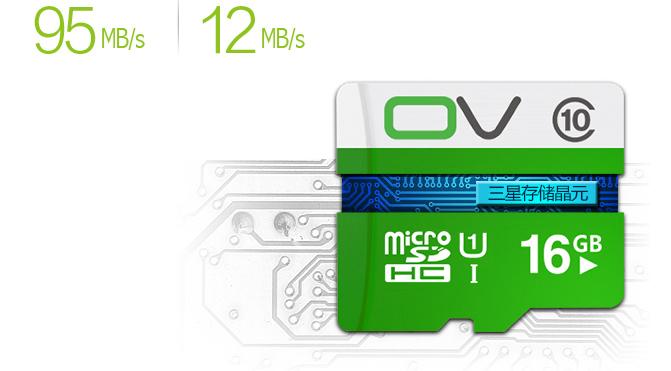 Micro SD 16Gb Class10 จาก OV