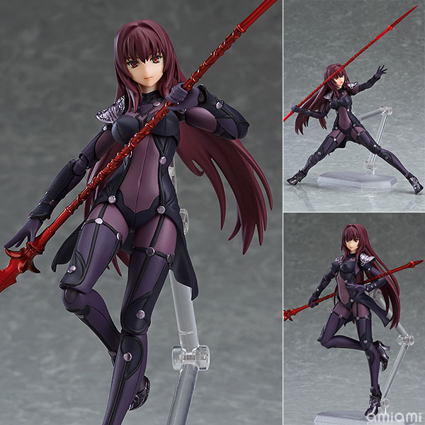 figma - Fate/Grand Order: Lancer/Scathach(Pre-order)