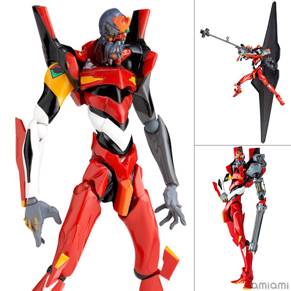 "Revoltech EVANGELION EVOLUTION EV-011 Evangelion Kai 02 Beta ""Evangelion: 3.0 You Can (Not) Redo""(Pre-order)"