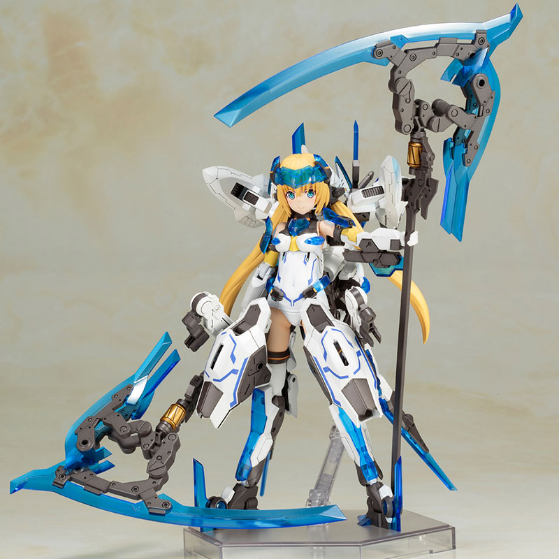 (Pre-order)Frame Arms Girl - Hresvelgr=Ater Plastic Model