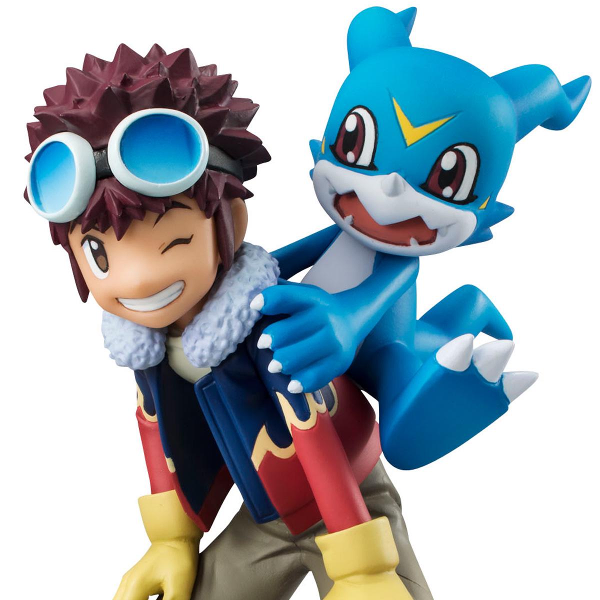 Digimon Adventure 02 - Motomiya Daisuke - Veemon - G.E.M. (Limited Pre-order)