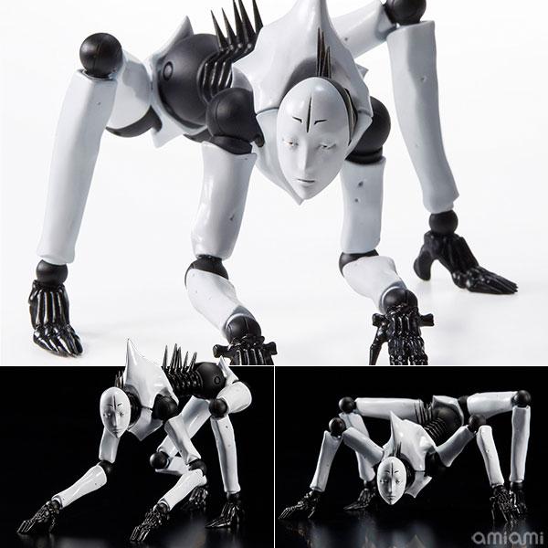 BLAME! 1/12 Exterminator Action Figure(Pre-order)
