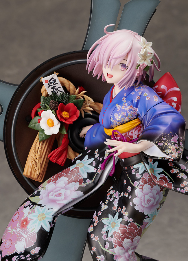 Mash Kyrielight – Grand New Year 1/7 Scale Figure (Pre-order)