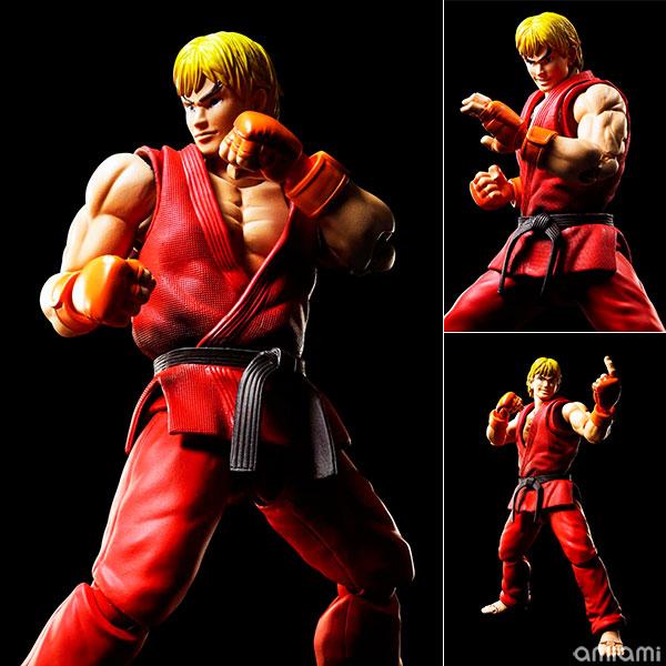 "S.H. Figuarts - Ken Masters ""Street Fighter IV""(Pre-order)"