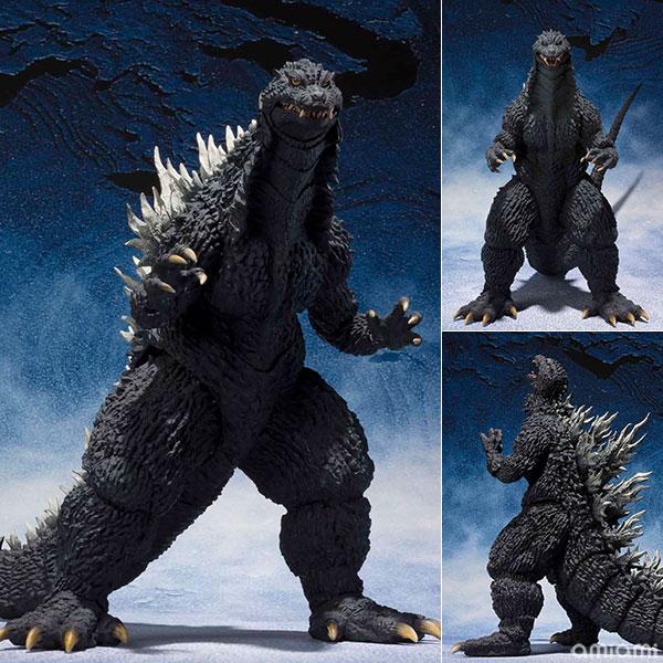 "S.H.MonsterArts - Godzilla (2002) ""Godzilla Against Mechagodzilla""(Pre-order)"