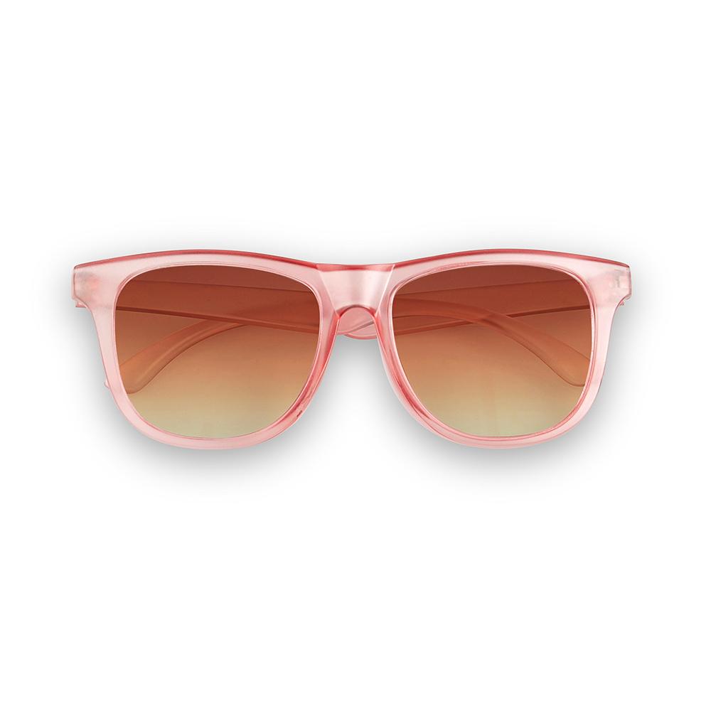 Hipsterkid Rosé Sunglasses Age 3-6 แว่นกันแดดเด็กสีโรเซ่