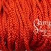 เชือกถัก P.P. #8 สีแดง (10เมตร)