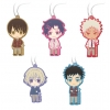 Rubber Mascot - Sanrio Danshi Ore-tachi Sanrio Danshi! 6Pack BOX(Pre-order)