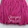 เชือกร่ม P.P. #10 สีชมพูเข้ม (10เมตร)