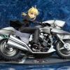Fate/Zero - Saber & Saber Motored Cuirassier 1/8 Complete Figure(Pre-order)