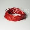 เชือกคอตตอน สีแดง 1.5มิล (1หลา)