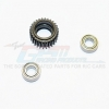 STEEL TRANSMISSION MIDDLE GEAR - 1PC SET (FOR ALL WRAITH, SCX10, SCX10 II, SMT10 SERIES)