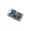 1a lithium battery charging and protect one plate + protection 2-in-1 18650 lithium battery charging board