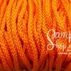 เชือกถัก P.P. #8 สีส้ม (10เมตร)