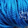 เชือกถัก P.P. #5 สีฟ้าเข้ม (10เมตร)