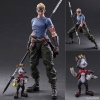 Play Arts Kai - FINAL FANTASY VII ADVENT CHILDREN: Cid Highwing & Cait Sith(Pre-order)
