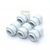 ข้อต่อพลาสติกกล่องกันน้ำ PG16 10-13mm 1 ตัว