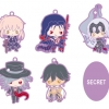 Rubber Mascot - Fate/Grand Order Design produced by Sanrio Vol.2 6Pack BOX(Pre-order)