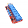 Relay Module 5V 8 Channel Active High/Low Relay Module Shield 250V/10A