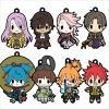 D4 Touken Ranbu Online - Rubber Strap Collection Vol.5 8Pack BOX(Pre-order)