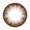 MINI CHICKY (LITTLE CIRCLE) CHOCO เลนส์ขนาดเล็กของรุ่น Circle ยอดฮิต สายตาปกติเท่านั้น